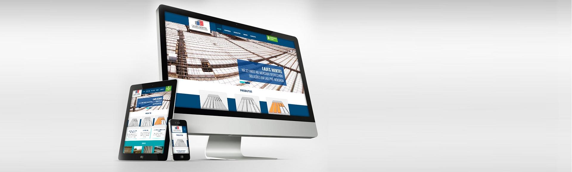 Novo Site no ar - Agora você poderá conferir nossos produtos e conhecer obras que já utilizaram nossas soluções.
