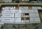 Obras diversas - Laje painel treliçado