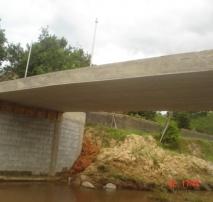 Pontes - Laje painel treliçado